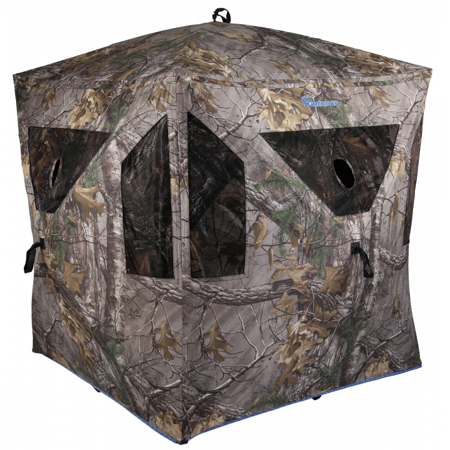 Ameristep Legend Hub Deer Hunting Blind with Shadowguard Camo