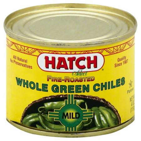 Hatch Chile Hatch  Green Chiles, 4 oz