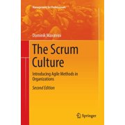 Management for Professionals: The Scrum Culture (Paperback)