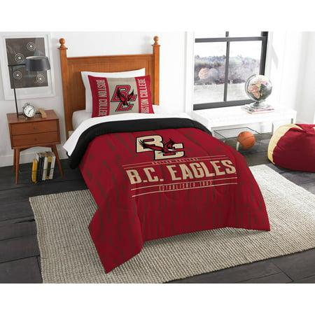 Wondrous Ncaa Boston College Eagles Modern Take Bedding Comforter Set Interior Design Ideas Gentotryabchikinfo