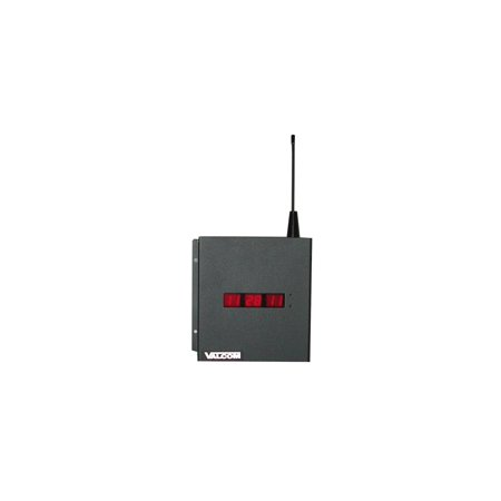 Wireless Master Clock Transceiver