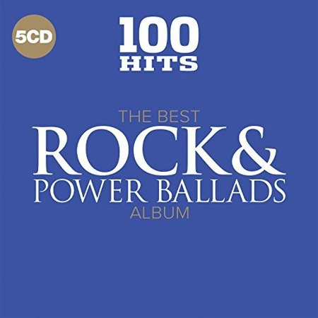 100 Hits: Best Rock & Power Ballads Album / Various