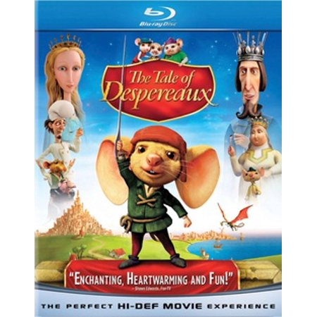 The Tale of Despereaux (Blu-ray) - Tales Of Halloween Review
