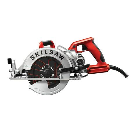 SKILSAW 7-1/4-Inch Mag Light Worm Drive Circular Saw - SKILSAW Blade Bosch Worm Drive Saw