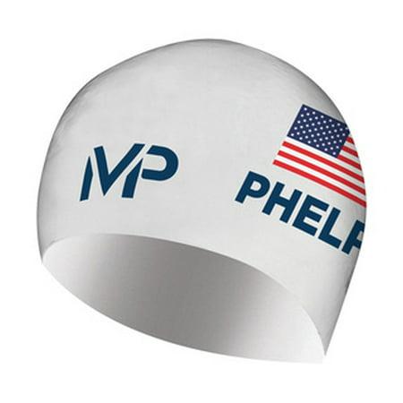 Aqua Sphere Swim Cap MICHAEL PHELPS Limited Edition Aqua Sphere Swim Cap