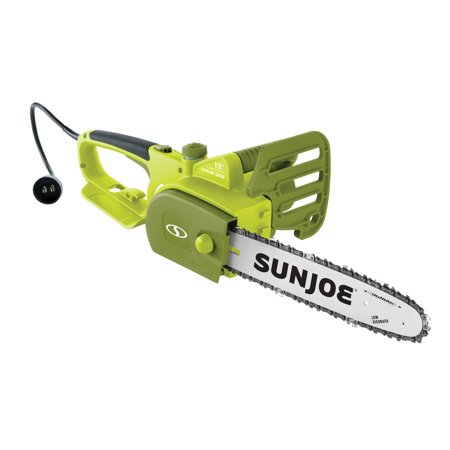 Sun Joe SWJ698E Electric Chain Saw | 12 inch | 9.0 Amp