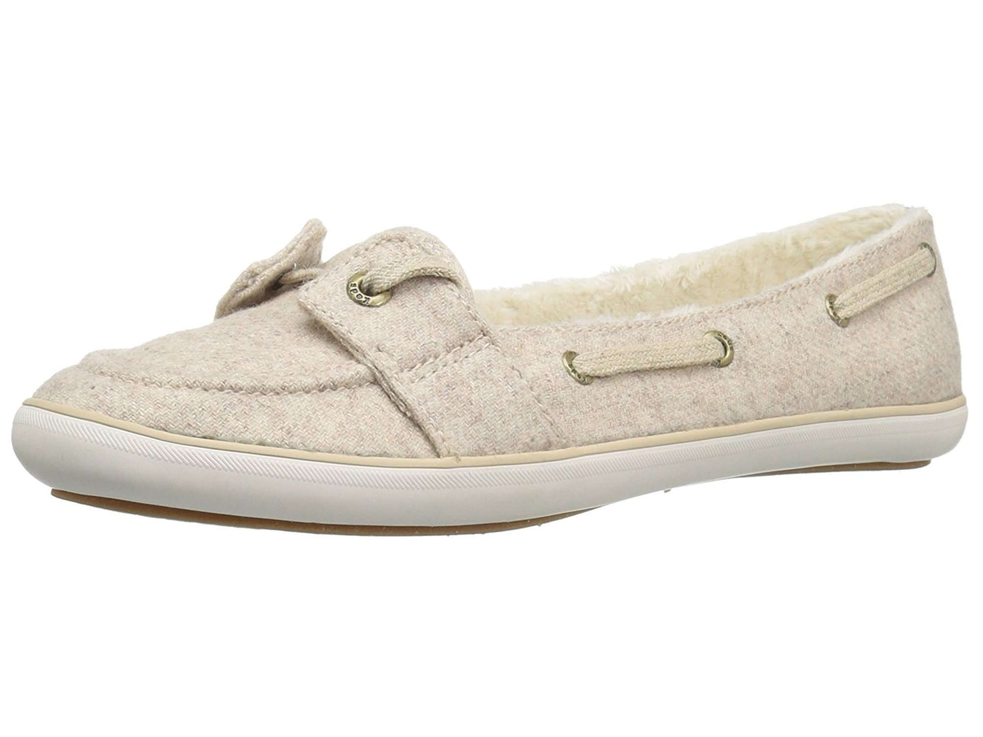 Keds Womens Teacup Low Top Slip On Fashion Sneakers by Keds