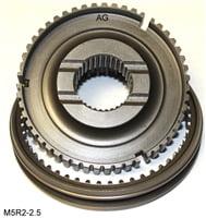 M5R2 3-4 Synchro Assembly, M5R2-2.5