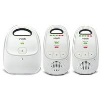 VTech DM112-2, Audio Baby Monitor, DECT 6.0, 2 Parent Units