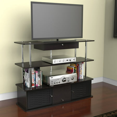 Aspen Log Furniture - Convenience Concepts Aspen TV Stand for TVs up to 52