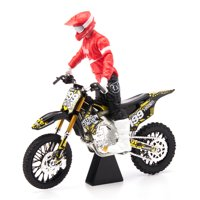 Adventure Force Nitro Circus Dirt Bike & Rider, Assorted Colors