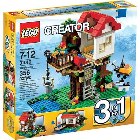 LEGO Creator Treehouse Play Set