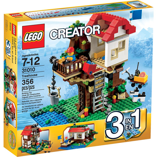 LEGO Creator Treehouse Play Set