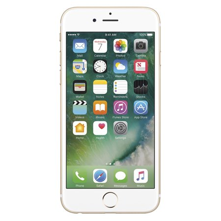 Refurbished Apple iPhone 6s 16GB, Gold - Unlocked