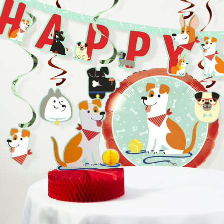 Dog Party Decorations (Dog Party Birthday Decorations)