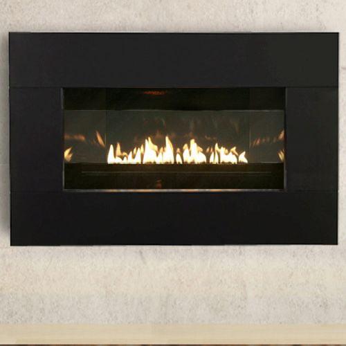 Loft Millivolt Vent-Free 10k BTU Fireplace - Natural Gas