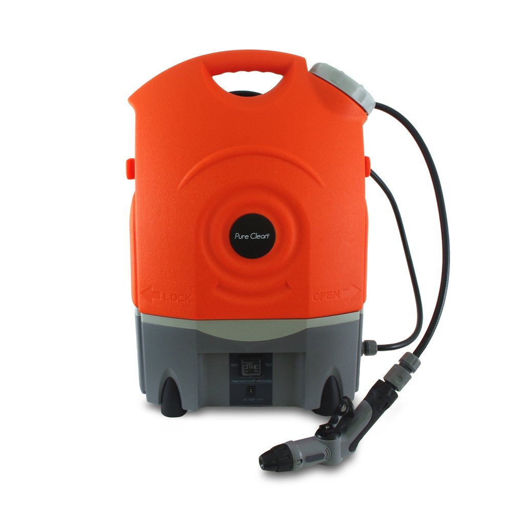 Nutrichef Pcrwash21 Portable Spray Pressure Cleaner System