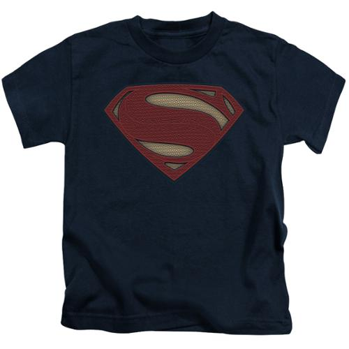 Batman Vs Superman Super Movie Logo Little Boys Shirt