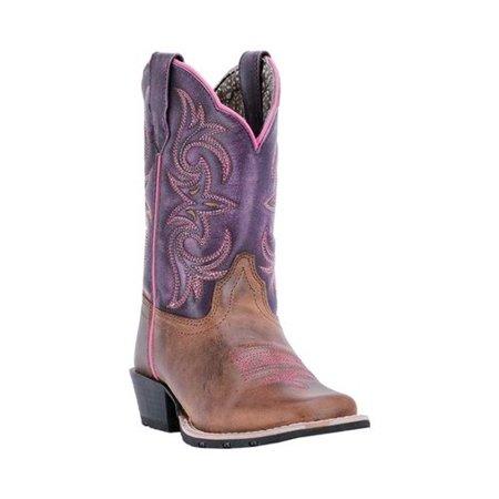 Children's Dan Post Boots Majesty Cowboy - Dan Post Childrens Boots