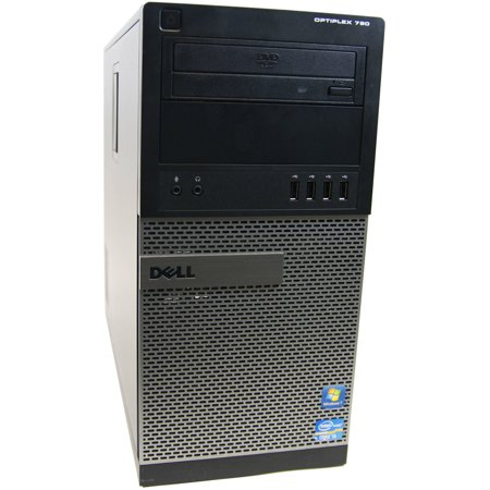 Refurbished Dell Silver 790 Desktop Pc With Intel Core I5 Processor  4Gb Memory  500Gb Hard Drive And Windows 10 Pro  Monitor Not Included