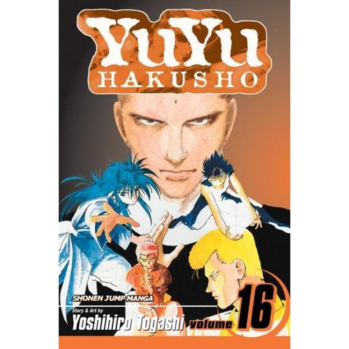 YuYu Hakusho 16: Into the Demon Plane!
