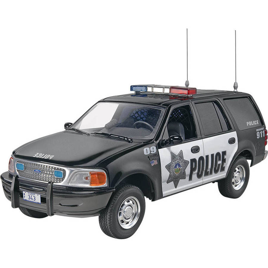 Revell 1:25 '97 Ford Police Expedition