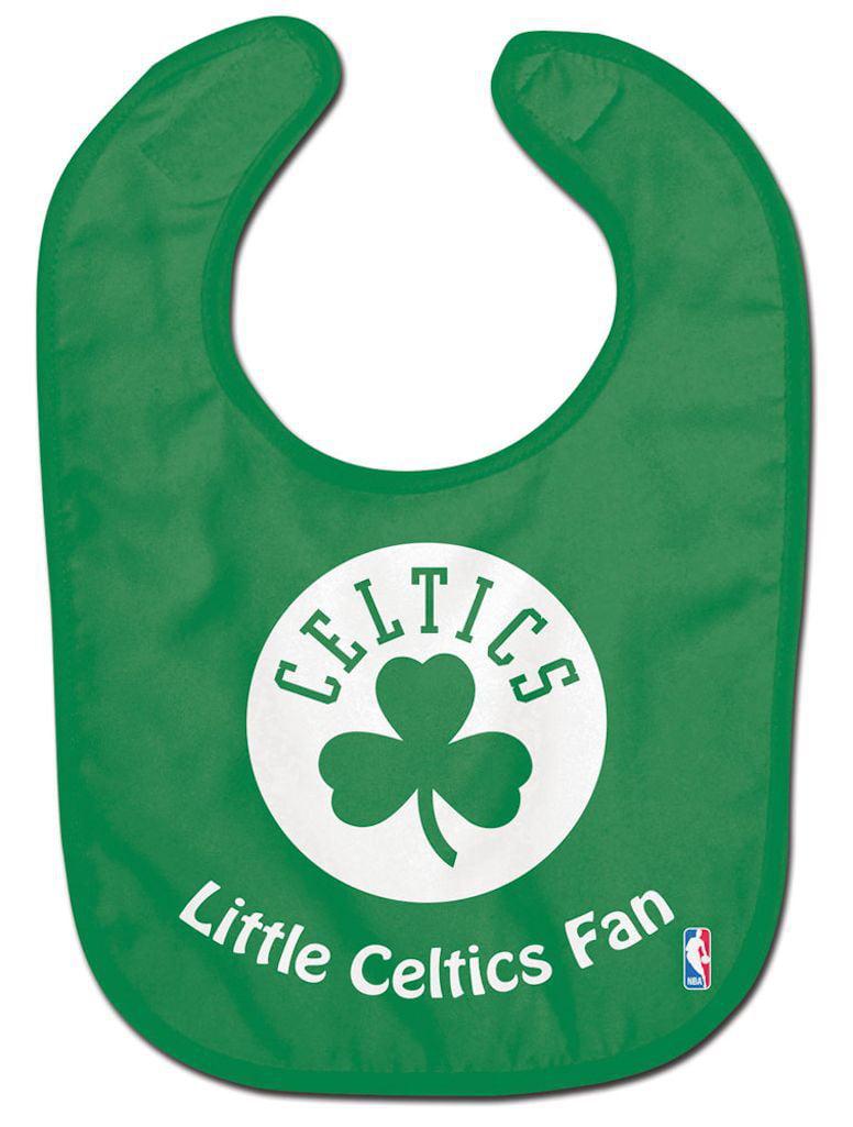 Boston Celtics Baby Bib All Pro Little Fan by Wincraft, Inc.
