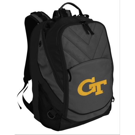 Georgia Tech Backpack Our Best OFFICIAL GT Yellow Jackets Laptop Backpack