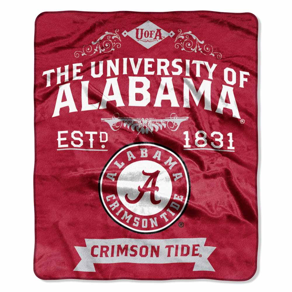 Alabama Plush Blanket
