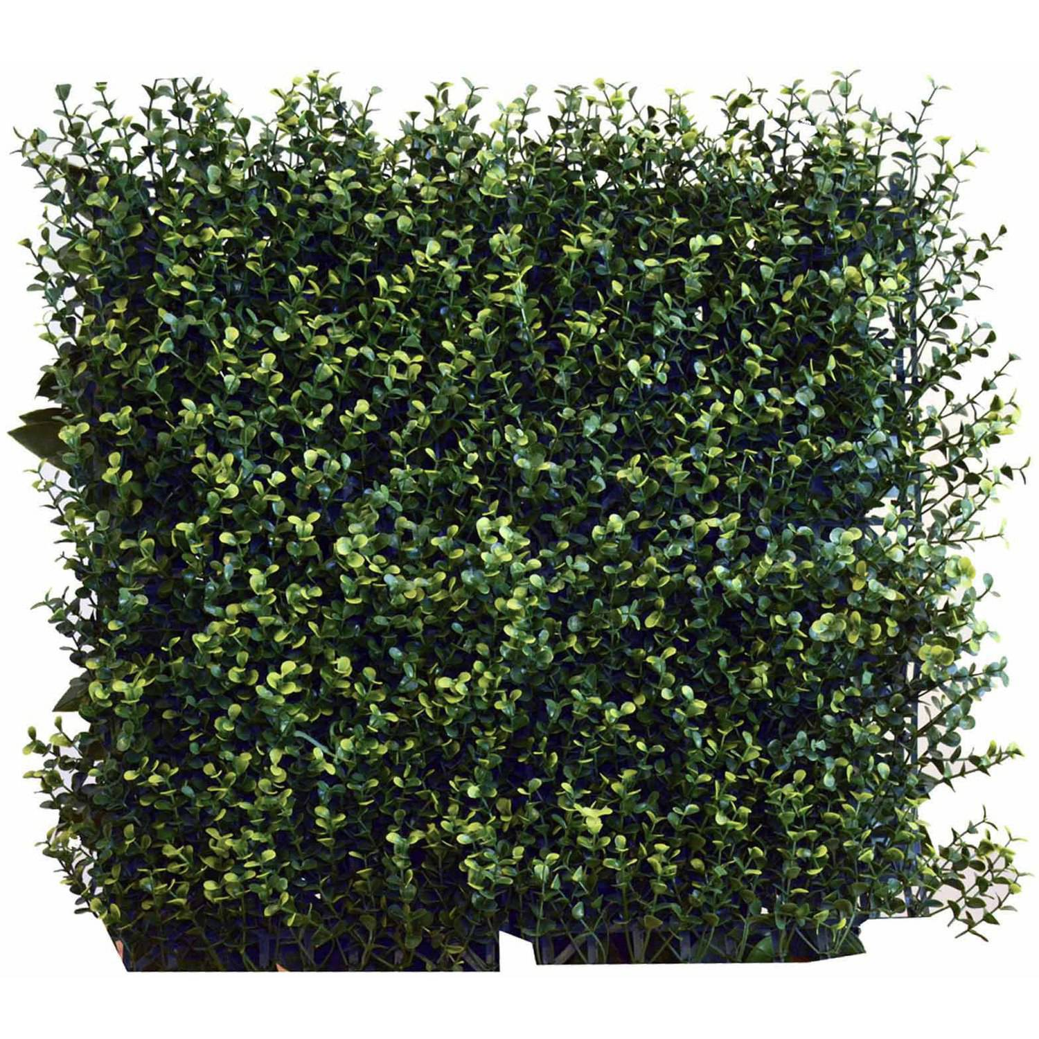 Greensmart Decor Artificial Ficus Spring Wall Panels, Set of 4