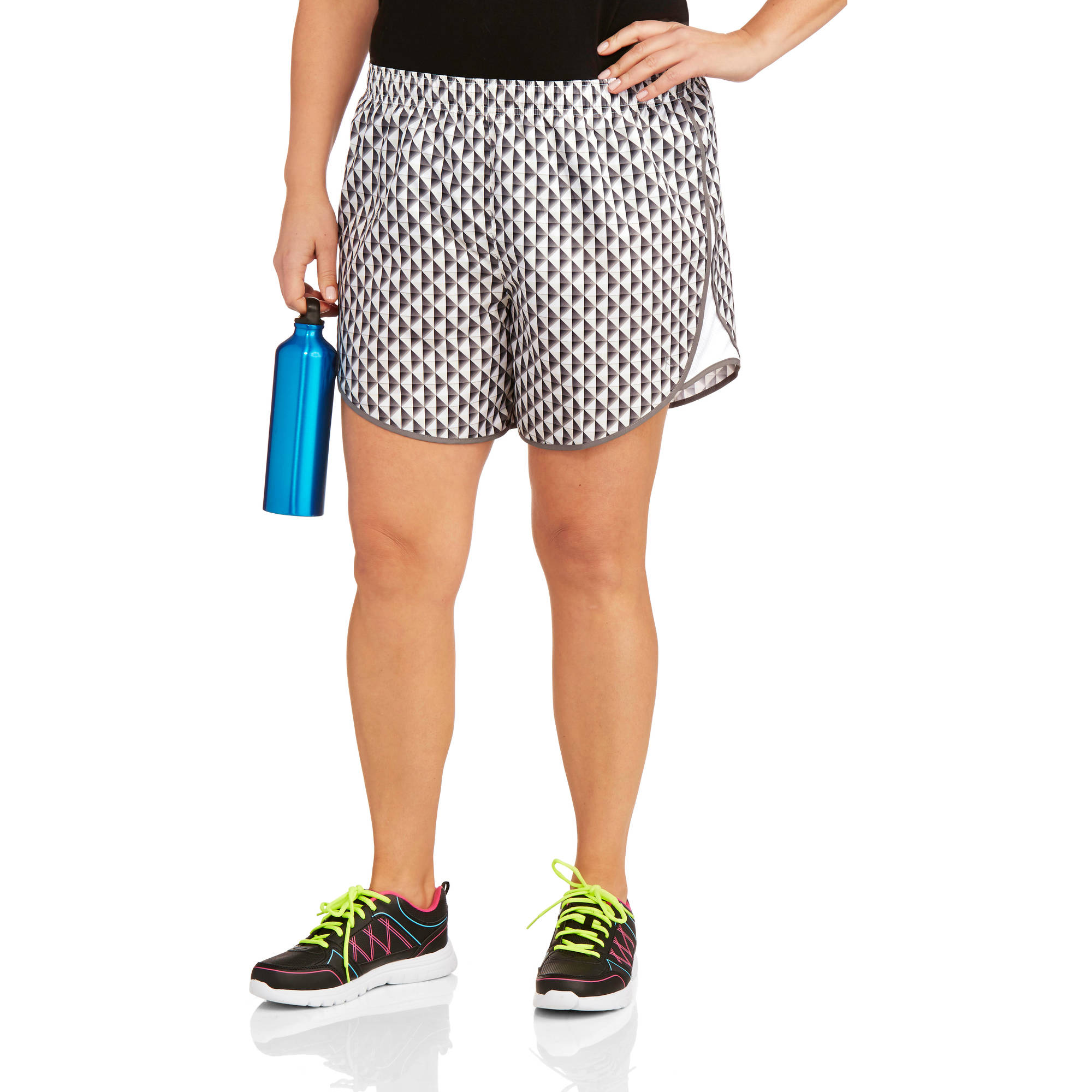 Women's Plus Shorts & Capris - Walmart.com