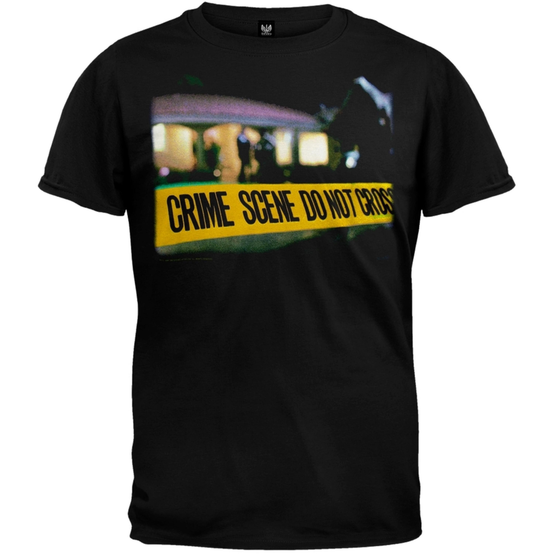 CSI - Crime Scene Tape T-Shirt