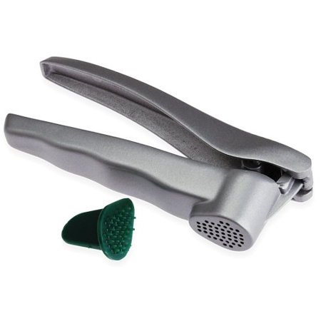 Prepworks from GIGP-93 Aluminum Garlic Press with Non-Stick CoatingMade from aluminum with a non-stick coating; rust resistant By Progressive