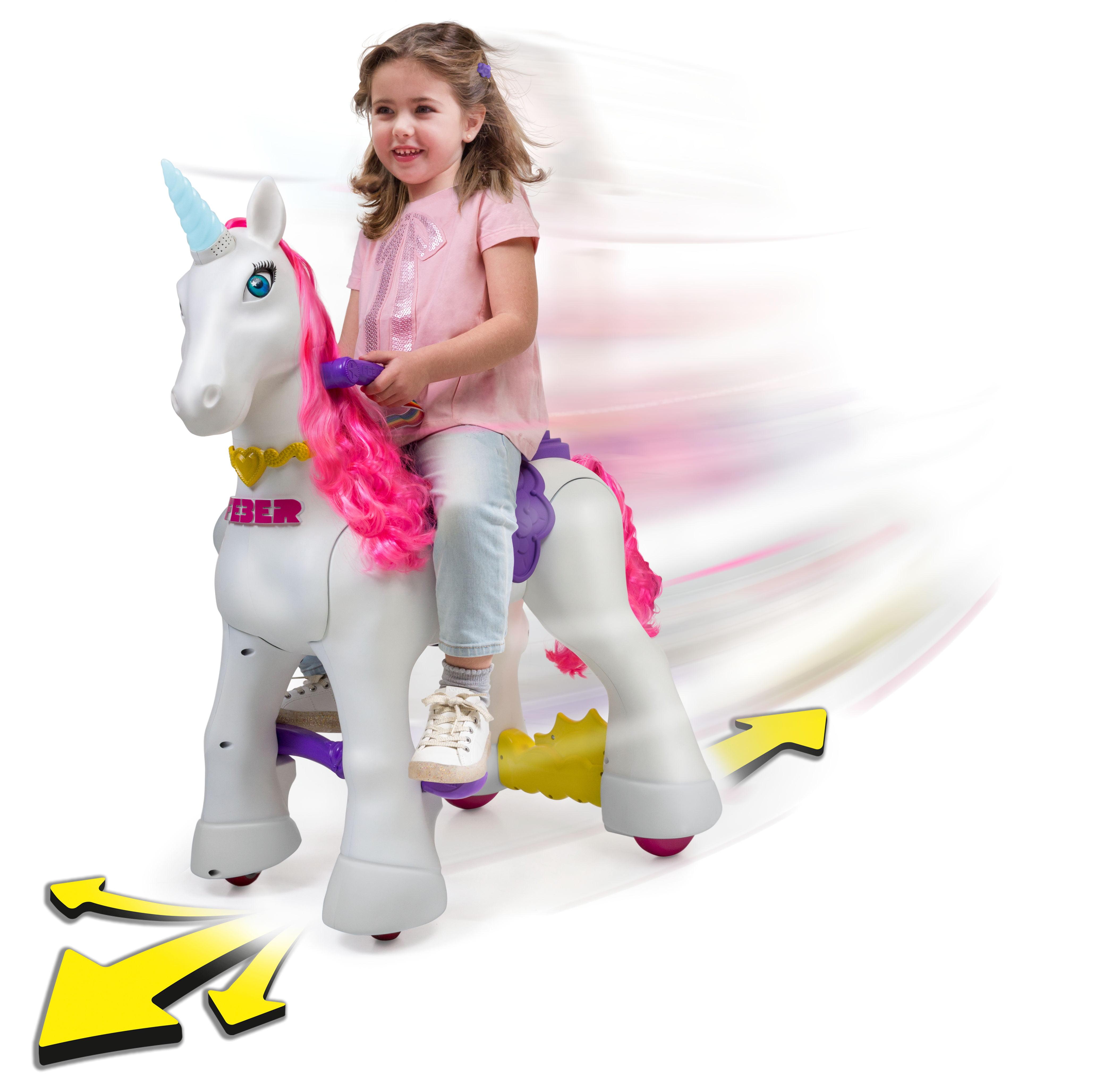 Feber My Lovely Ride On Unicorn