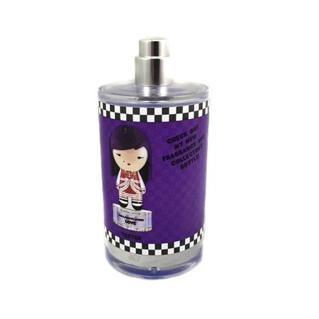 Harajuku Lovers Wicked Style Love Gwen Stefani 3.4 oz EDT spray women NEW tester