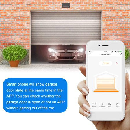 2.4GHz WiFi Smart Switch Garage Door Opener Smart Home Remote Controller for Alexa for Google Home for Echo APP Control - image 3 of 8