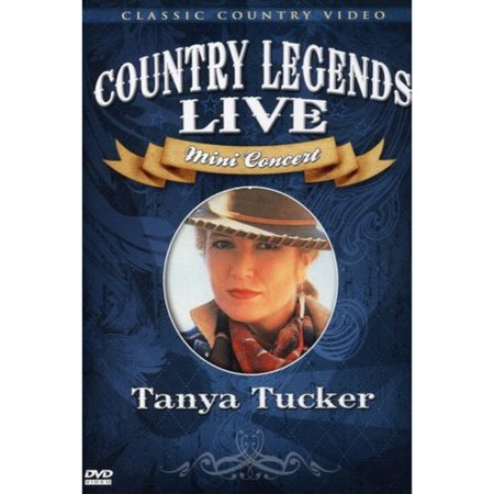 Tanya Tucker  Country Legends Live Mini Concert