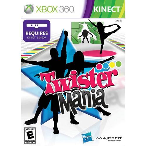 Twister Mania (Xbox 360/ Kinect)
