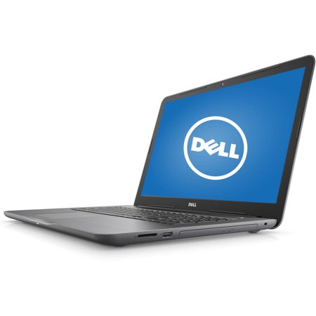 Dell Inspiron I57651317gry 17 3  Laptop  Windows 10 Home  Amd A9 9400 Processor  8Gb Ram  1Tb Hard Drive
