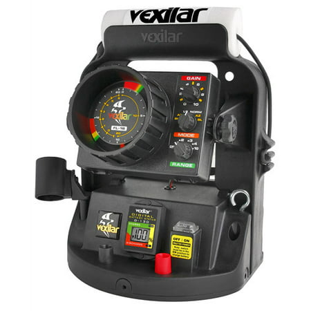 Vexilar fl 18 fish finder ultra pack for Fish finder walmart