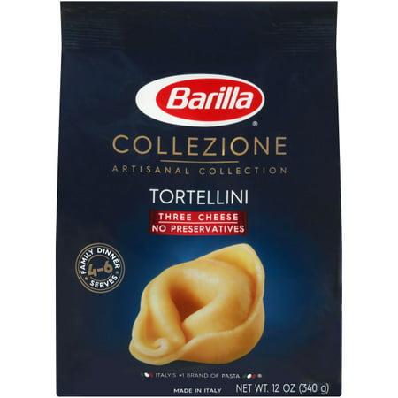 (2 Pack) Barilla® Collezione Regional Specialties Three Cheese Tortellini 12 oz. Bag
