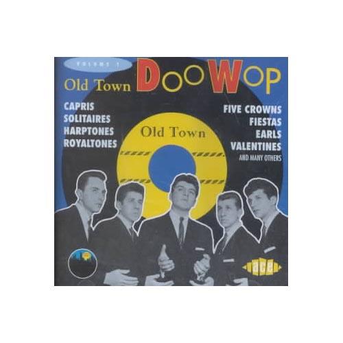 OLD TOWN DOO WOP 1 / VARIOUS