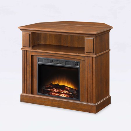 42 Inch Tv Stand With Fireplace Media Console Electric Entertainment Center Sale Ebay