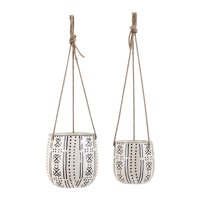 Relli Hanging Planters - Set of 2