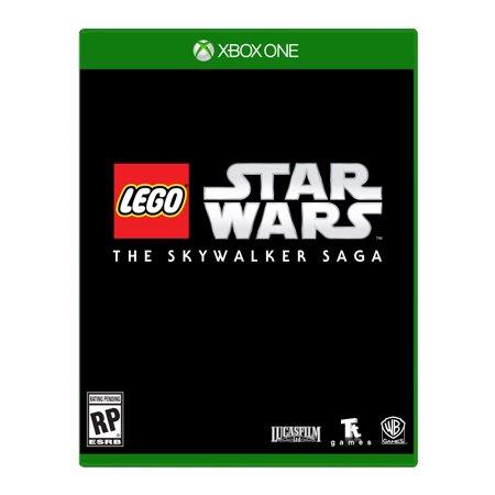 LEGO Star Wars: The Skywalker Saga!, Warner, Xbox One, (Lego Star Wars The Complete Saga Game)