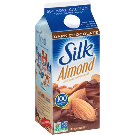 Silk Chocolate Almond Milk Walmart