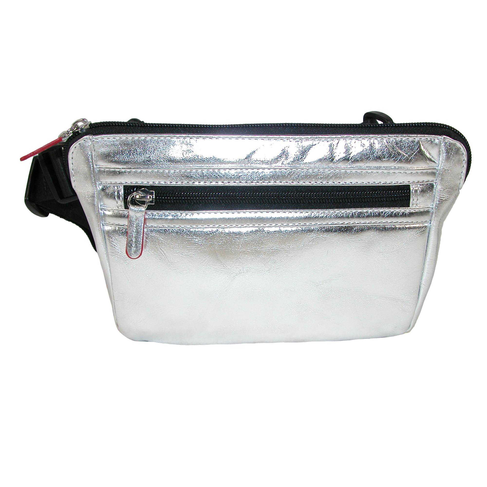 d4b15043594c ILI Leather Waistpack with RFID Protection | Walmart Canada