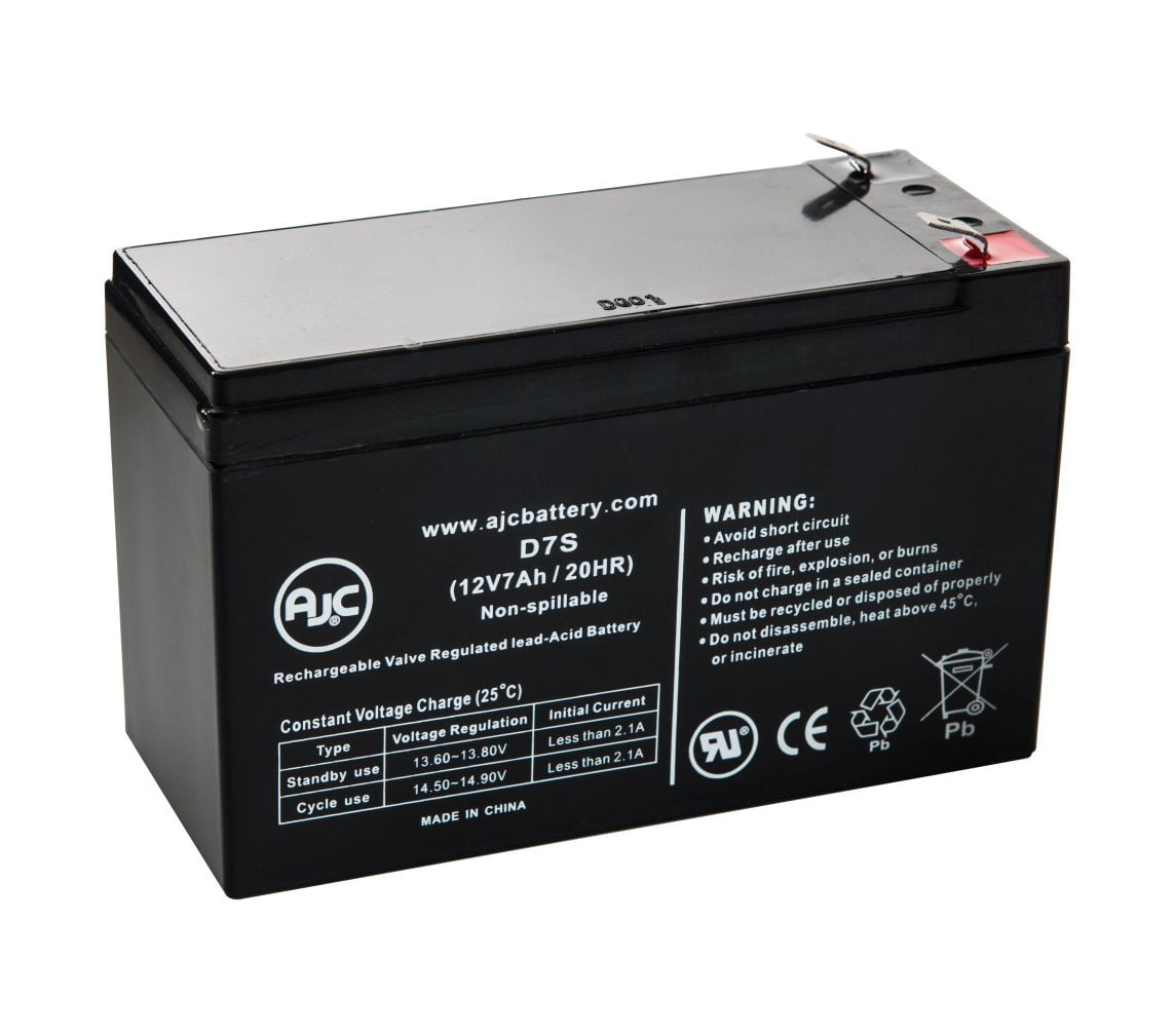 Dell APC Smart-UPS 700 (DL700I) 12V 7Ah UPS Battery This is an AJC Brand Replacement by AJC Battery