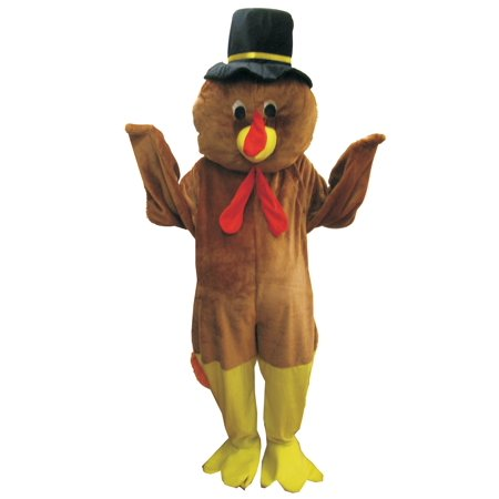 Mascot Thanksgiving Turkey - Mascot Costume Cheap