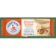 Voortman Wafers, Peanut Butter, Wrapper